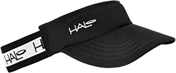 Halo Headband Visorband Visor Black