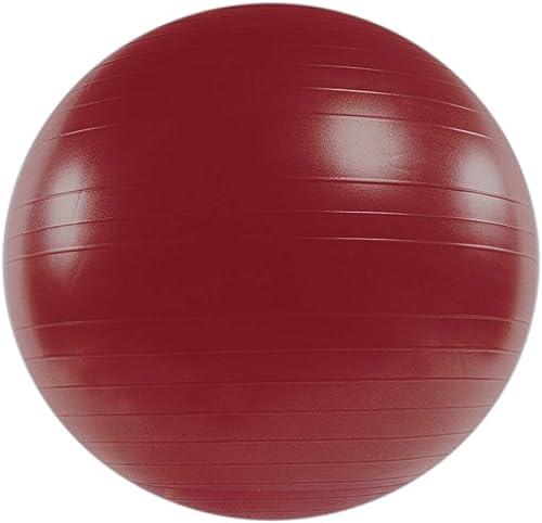 Power Systems VersaBall Pro Stability Ball, 55cm, Calypso Berry 80111