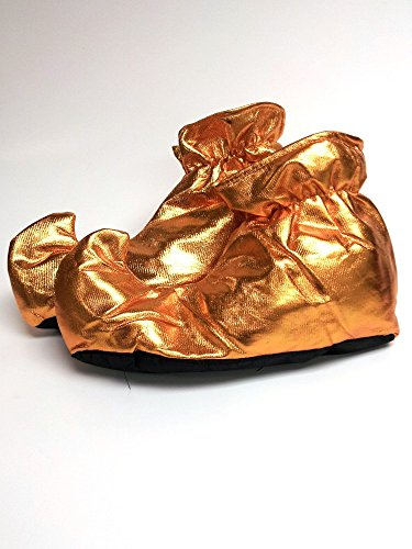 Gold Genie Shoes -