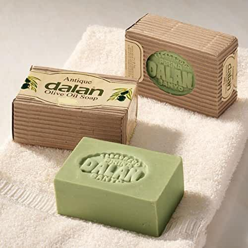 DALAN Turkish Olive Oil Soap [3 X 200g. Bars]