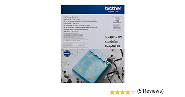 Brother CAFTKIT1 - Kit de iniciación para Transferencia de Hojas ...