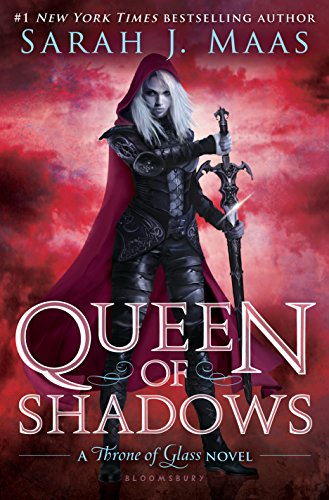 Queen of Shadows (Throne of Glass series Book 4) (English Edition)