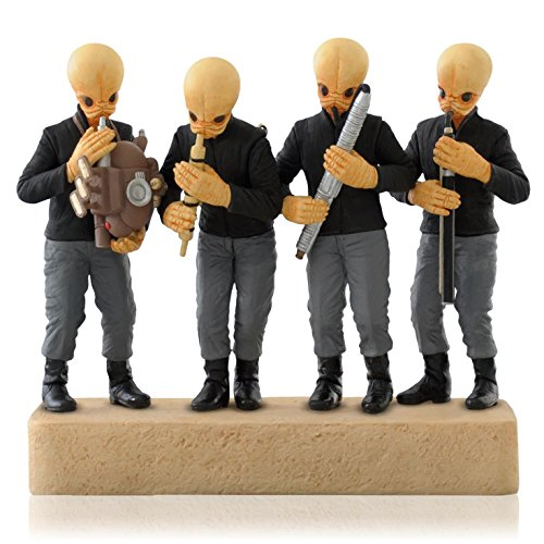 Cantina Band - Star Wars: A New Hope - 2014 Hallmark Keepsake Ornament