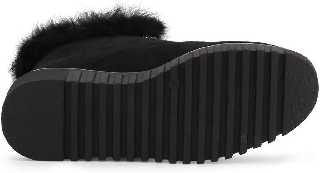Laura Biagiotti Chaussure Bottine Women 5873-19_Micro-Fur Brown