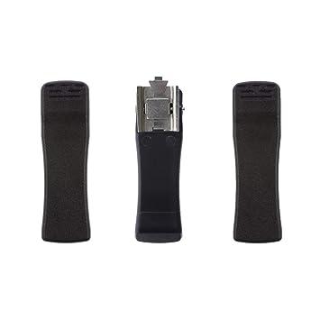 10 X Battery Belt Clip for Motorola XTS3000 XTS3500 XTS5000 Replace NTN8266