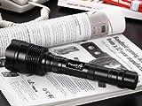 5 x 5 master flash - NKTECH Super Bright NK-3XT6 3800 Lumens 3 x CREE XM-L T6 LED Flashlight Torch 5 Models