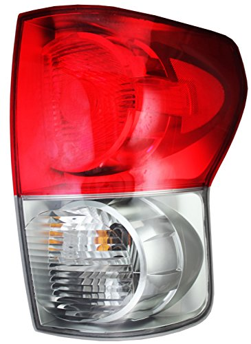 Toyota Tundra Tail Light - Right Rear / Back Tail Lamp - Back Lamp