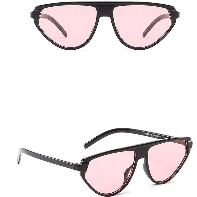 PorLous - Ojos Retro Unisex Gafas de Sol Gafas Retro ...