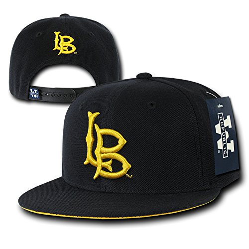 W Republic The Freshman, College Snapbacks (Long Beach State, Black_1) from W Republic