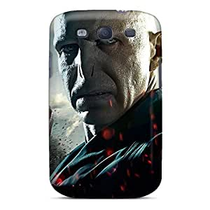 Brand New Defender For Case Samsung Galaxy Note 2 N7100 Cover(lord Voldemort In Deathly Hallows Part 2)