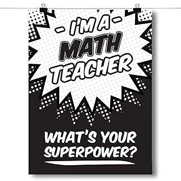 Amazon.com: Inspirado carteles ¿Cuál es tu superpotencia ...