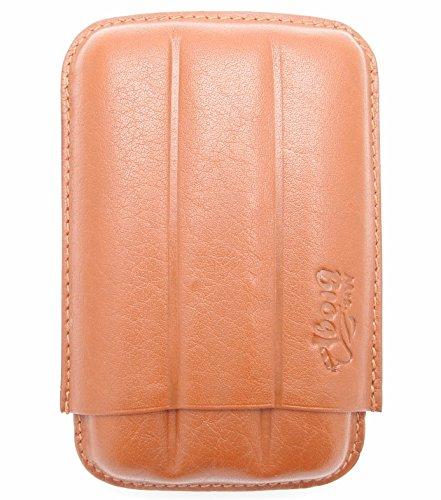 Tan Leather Cigar - 1