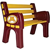 Imperial INTERNATIONAL MINNESOTA GOLDEN GOPHERS PARK BENCH