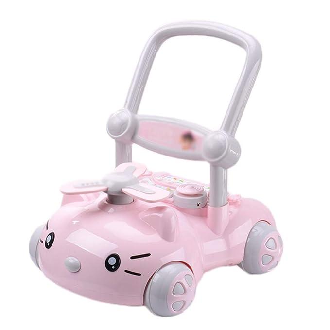 LMSTC Andador para bebés, Andador para niños, Andador de ...
