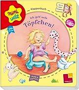 Miniwelt: Klappenbuch. Ich geh' aufs Töpfchen!: Mit 10 tollen Klappen!