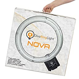 Diva Ring Light Nova 18\