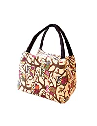 Coromose Thermal Insulated Tote Picnic Lunch Cool Bag Cooler Box Handbag Pouch