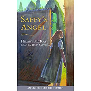 Saffy's Angel Audiobook