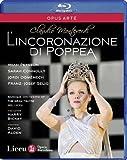 Monteverdi: L'Incoronazione Di Poppea (Opus Arte: OABD7105D) [Blu-ray] [2010] [Region Free]