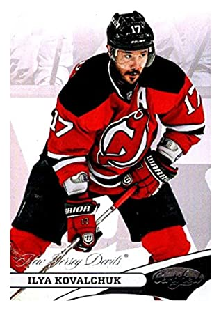 competitive price 9d763 d9087 Amazon.com: (HCW) 2012-13 Panini Totally Certified #17 Ilya ...