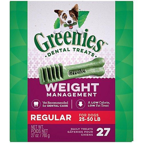 GREENIES Weight Management Dental Dog Treats