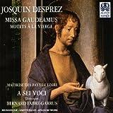 Josquin Desprez - Missa Gaudeamus
