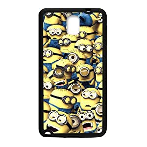 BYEB Minions Cell Phone Case for Samsung Galaxy Note3