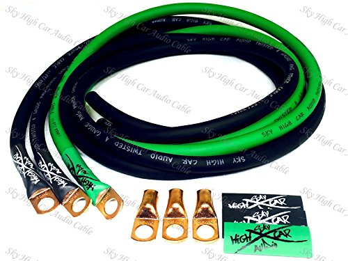 sky-high-oversized-4-gauge-ofc-big-3-upgrade-green-black-electrical-wiring-kit