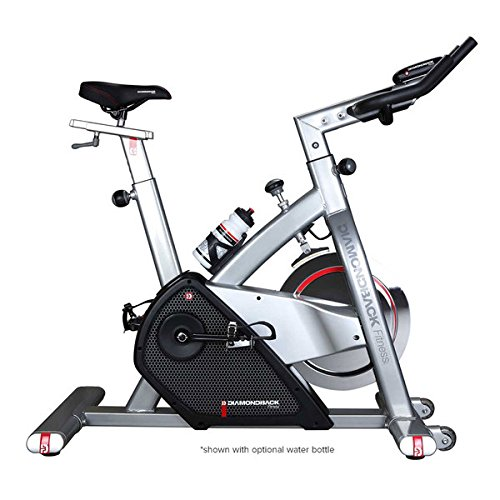Star Trac Nxt - Diamondback Fitness 510Ic Adjustable Indoor Cycle with Electronic Display and Quiet Magnetic Flywheel