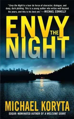 book cover of Envy the Night