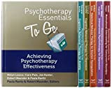 Psychotherapy Essentials To Go (6 Book Set)