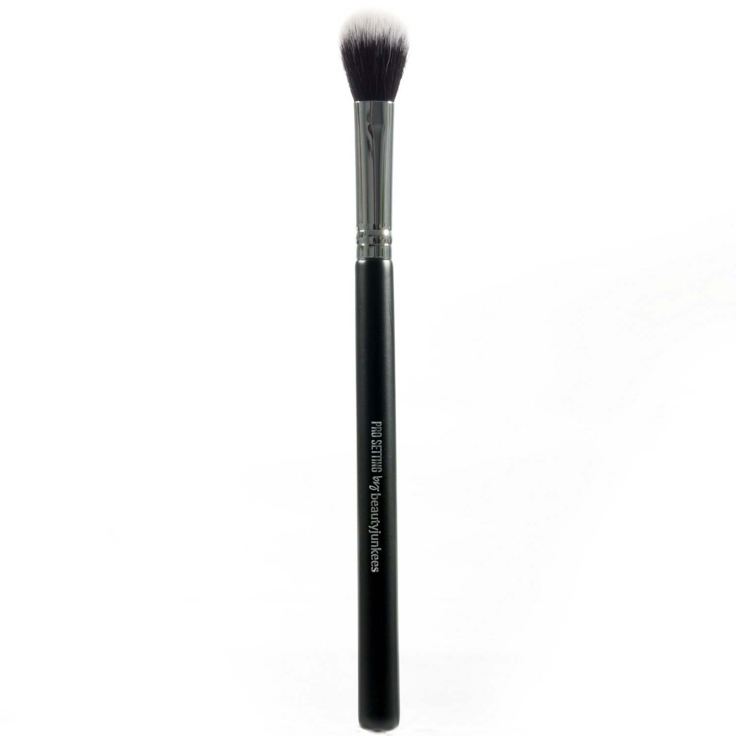 Under Eye Setting Powder Brush , Small Soft Fluffy Tapered Blending Makeup  Brush to Set Concealer, Buffing and Finishing Loose, Pressed, Compact,
