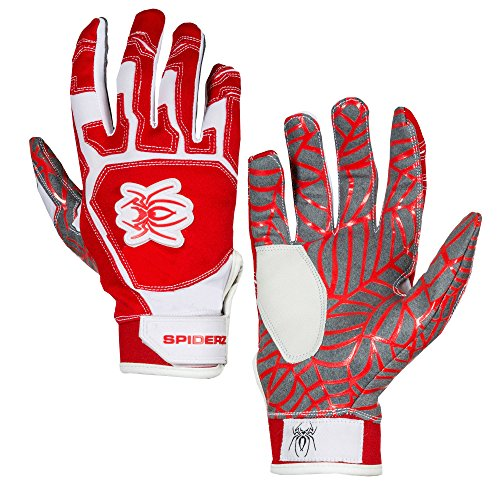 Spiderz Batting Glove Silicone Spider