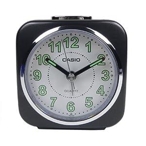 Casio Collection Reloj Despertador, Negro 2