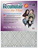 16x36x4 (Actual Size) Accumulair Diamond Filter MERV 13 4-Pack