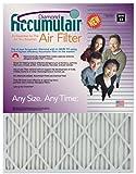 16x36x4 (Actual Size) Accumulair Diamond Filter MERV 13 4-Pack