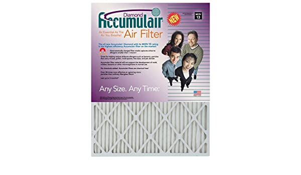 17/_1//2x29/_1//2 18x30x1 MPR 1000 Micro Allergen Replacement Air Filters 4 Pack