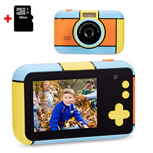 omzer Kids Camera for