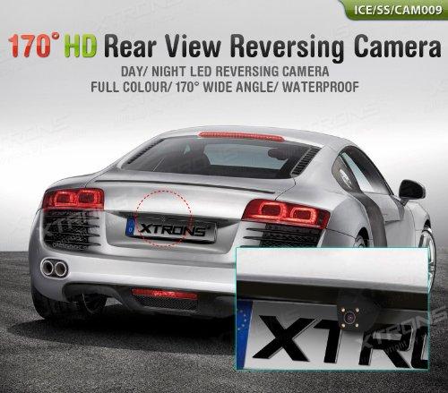 XTRONS Car Rear View Reversing Backup Parking Camera 170