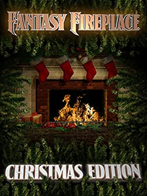Fantasy Fireplace: Christmas Edition