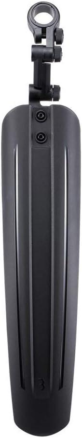 24//66 cm Garde-Boue arri/ère pour v/élo de Route en Composite BBB pour Enfants Garde-Boue arri/ère pour VTT Urbain 24-26 Pouces BFD-15R Noir