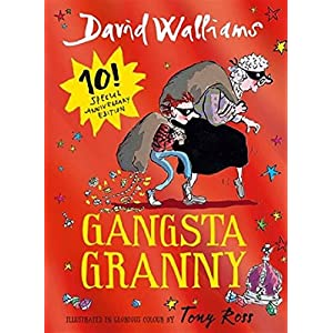 Gangsta Granny: Limited Gift Edition of David Walliams' Bestselling Children's BookHardcover – 8 Mar. 2018