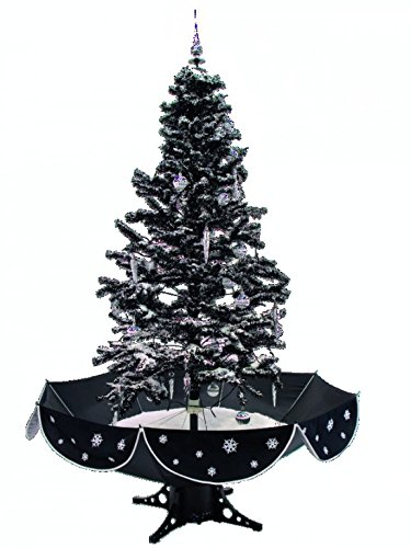 Snow flake xmas tree with led lighting and decorations and christmas music  melodies 170cm: Amazon.co.uk: Kitchen & Home - Snow Flake Xmas Tree With Led Lighting And Decorations And Christmas