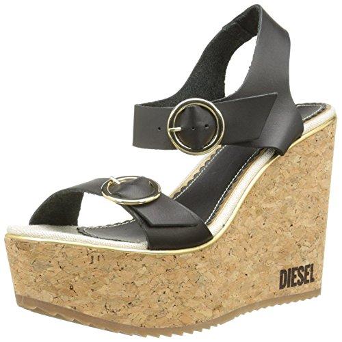 Diesel - Fashion / Mode - Sneakers Noir Femme - Noir