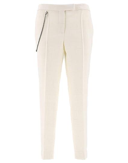 exquisite style best loved new york Bottega Veneta - Pantalon - Femme Blanc Blanc - Blanc - 42 ...