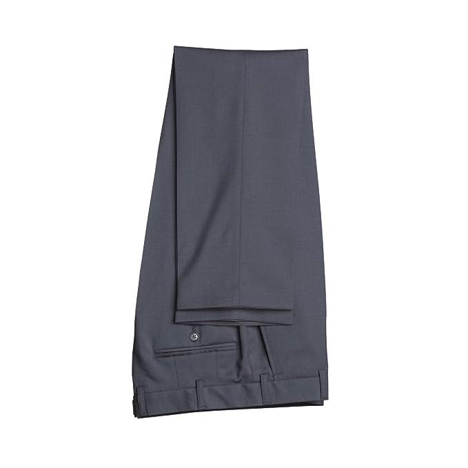 Atelier Torino - Pantalón de Traje - para Hombre: Amazon.es ...