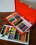 Premium Multi-medium Pens Paints Art Studio Gift Set Kids Artist