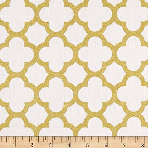 Sparkle Cotton Fabric - 1