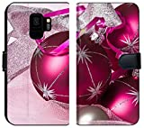 Manufacture:       Designed, Printed and Shipped out of our California Facility.        Features:      This Flip Case is Designed and Made for Samsung Galaxy S9. This case is made of High quality Micro-Fabric along with a durable plastic hard...