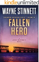 Fallen Hero: A Jesse McDermitt Novel (Caribbean Adventure Series Book 10)